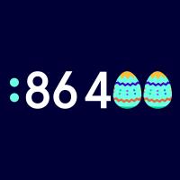 86 400 icon