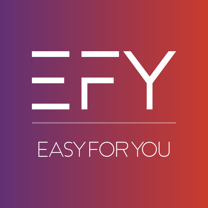 EFY EASY FOR YOU icon