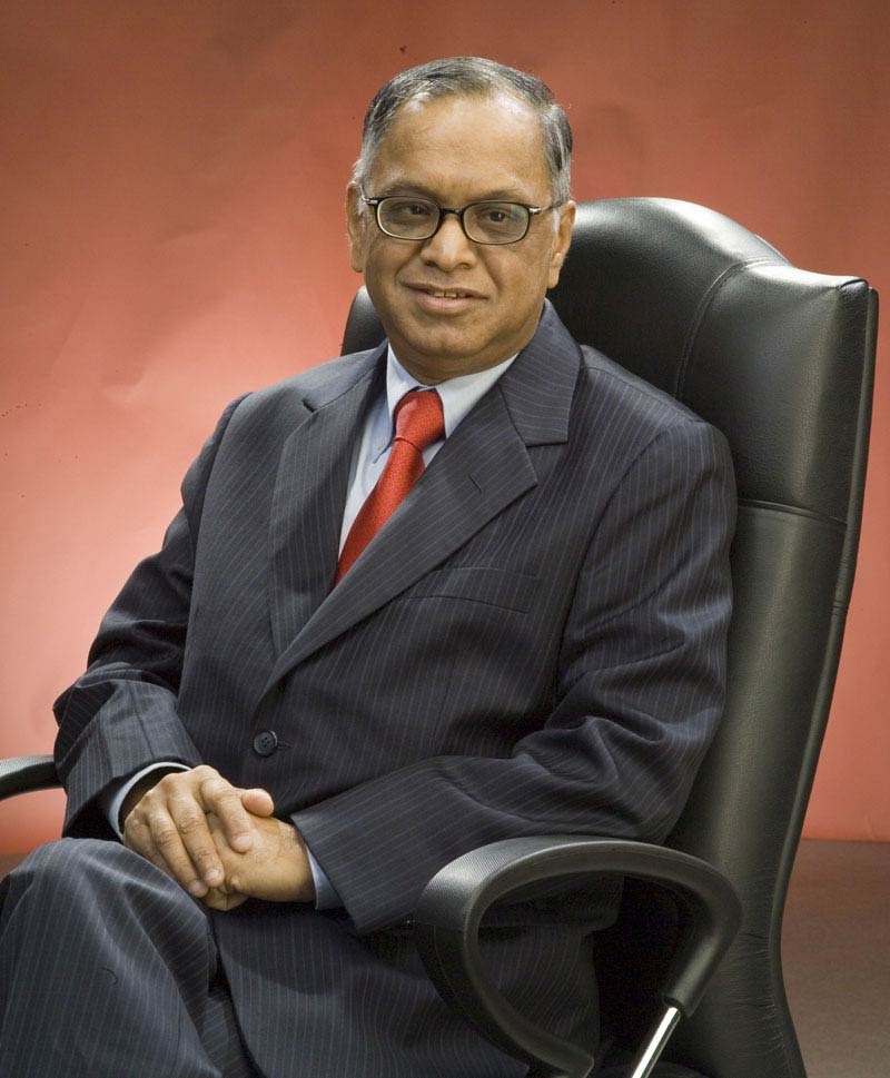 Image result for narayan murthy