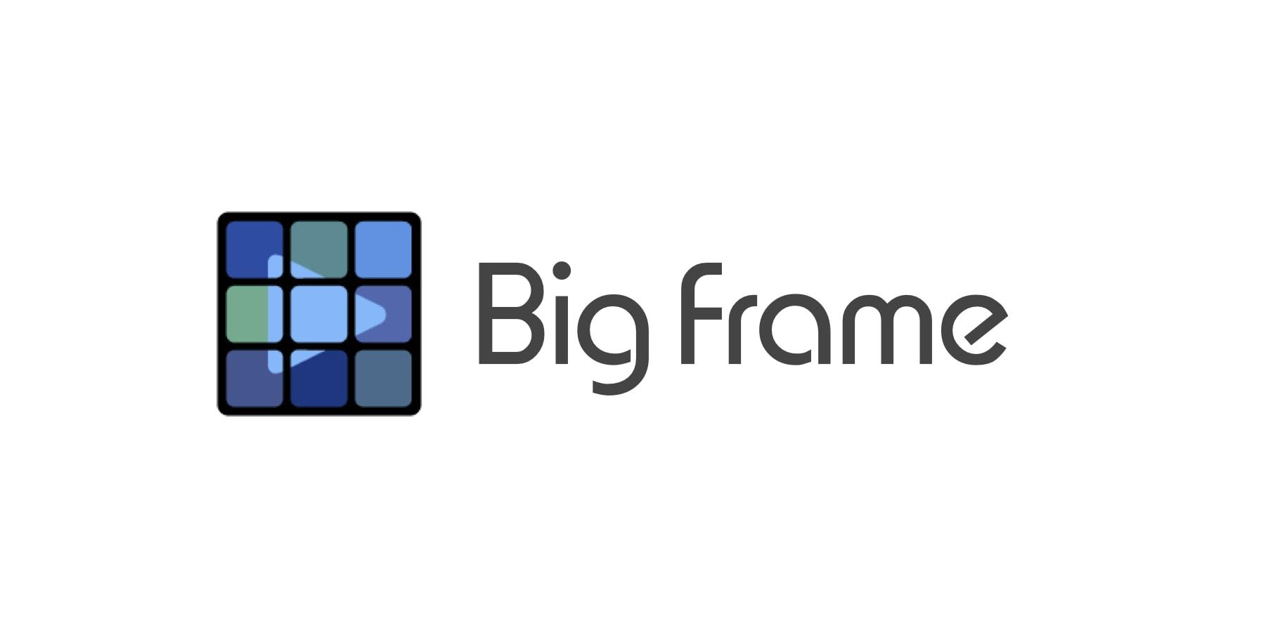 big frame crunchbase