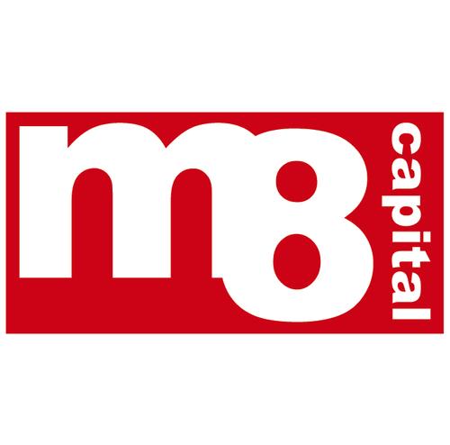 Logo for m8 Capital