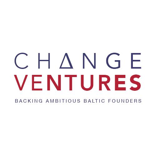 Logo for Change Ventures