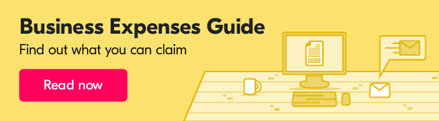 Our free guide to managing your Business Expenses