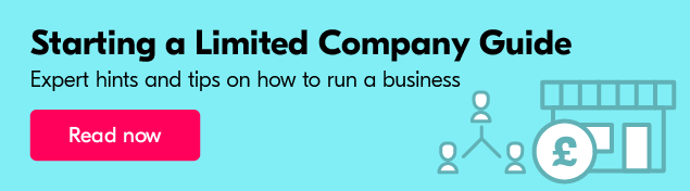 Grab our free guide to setting up a Limited Company