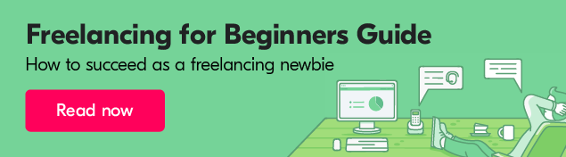 Freelancing for Beginners blog