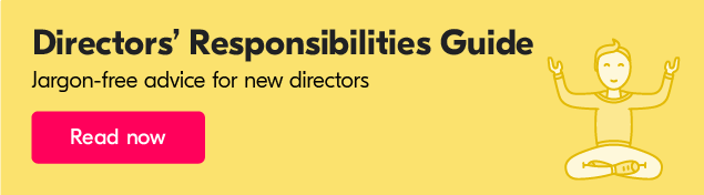Company director? Find out what you need to do