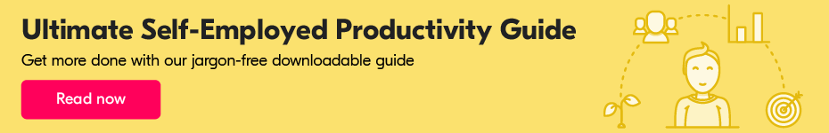Ultimate self-employed productivity guide - Crunch