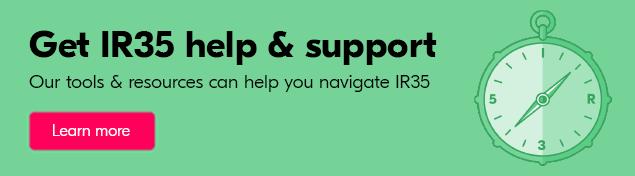 Get IR35 help from Crunch