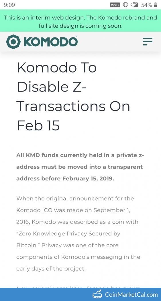 Z-Transactions Disabled