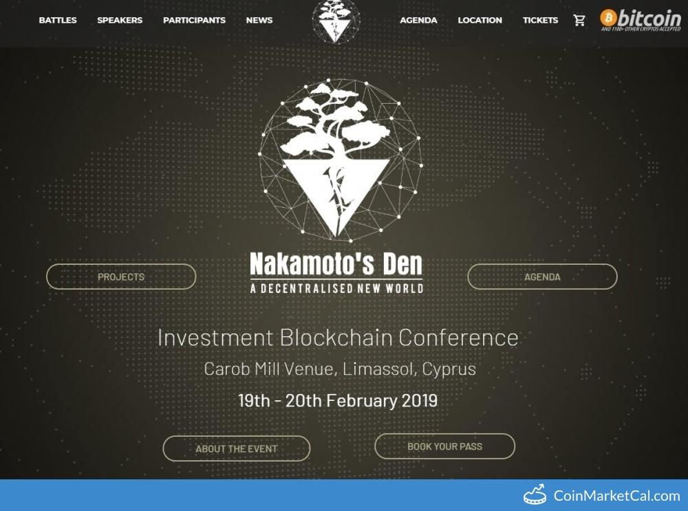 Nakamoto Den Conference