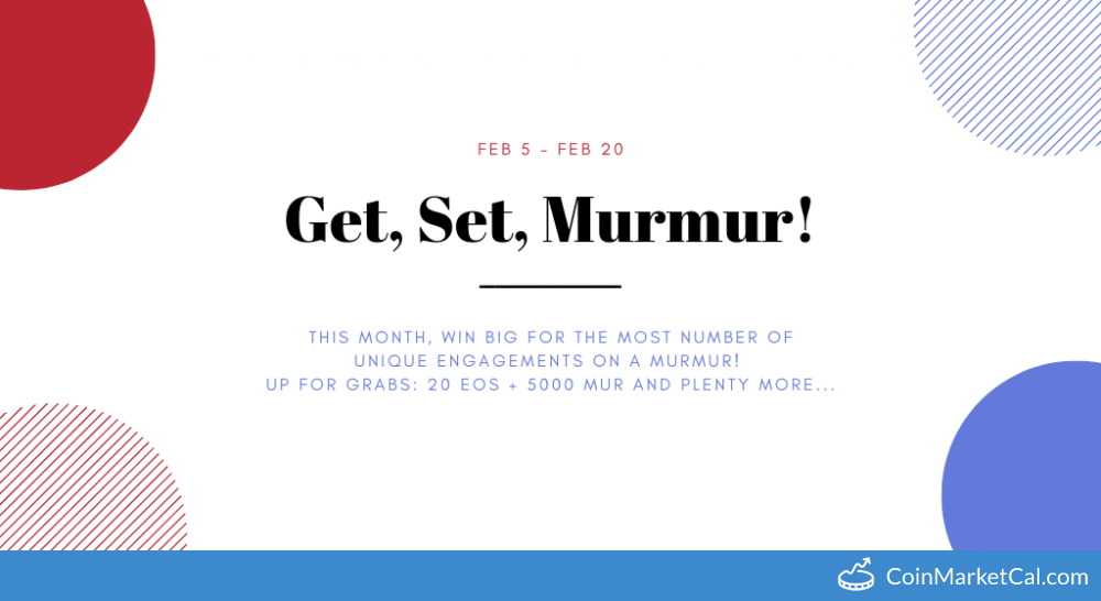 MUR Giveaway Contest Ends