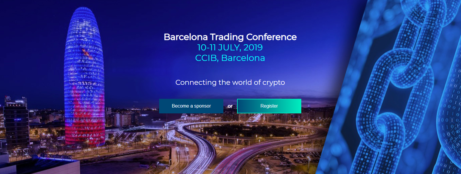 Barcelona Trading Conference (BTC) 2019 – Hot Spot Dedicated to Crypto
