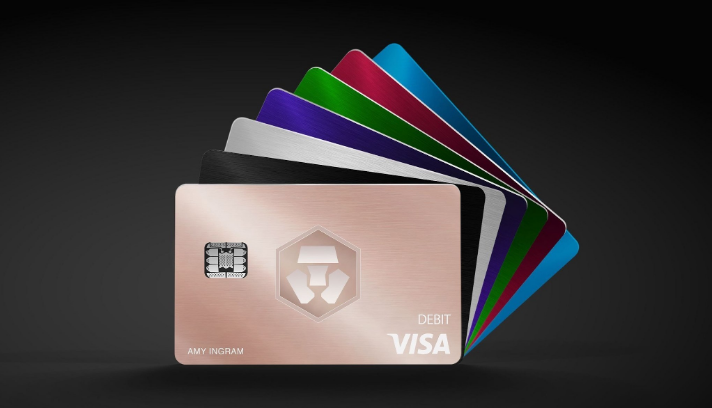 Crypto.com Unveils New MCO Card Design, Adds Frosted Rose Gold Card
