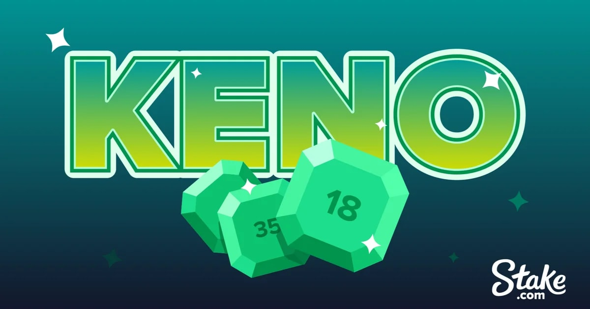Stake.com announces ETH Keno promo