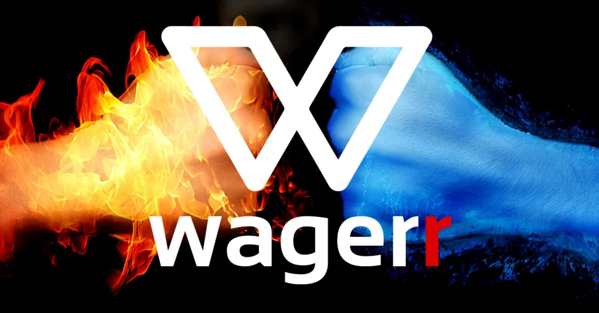 Wagerr update shows return to normality