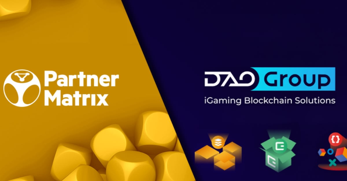 DAOWallet integrates PartnerMatrix affiliate solutions