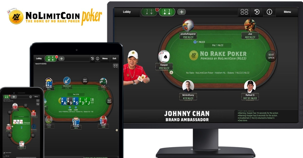 NoLimitCoin on how blockchain can revolutionize poker, DFS and esports