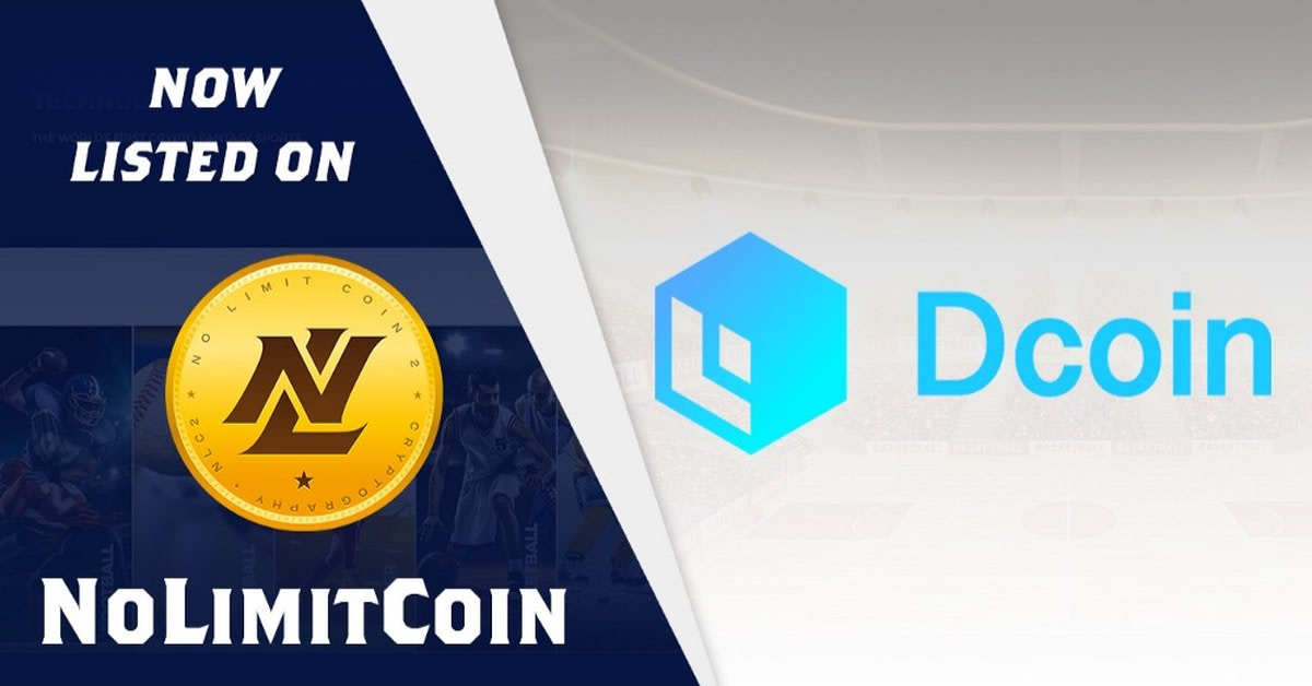 NoLimitCoin secures new exchange listing with Dcoin
