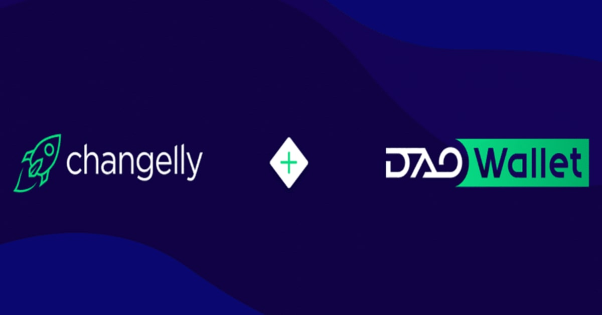 DAOWallet now compatible with Changelly