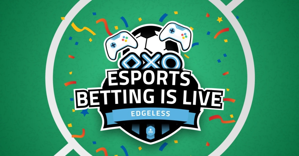 Edgeless casino expands with e-sports betting