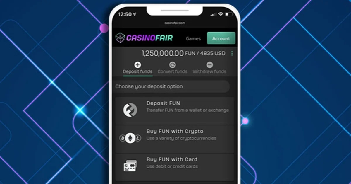 FunFair Wallet opens to third-party dapps