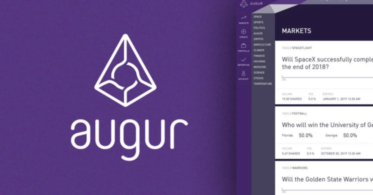 Augur goes live with v2