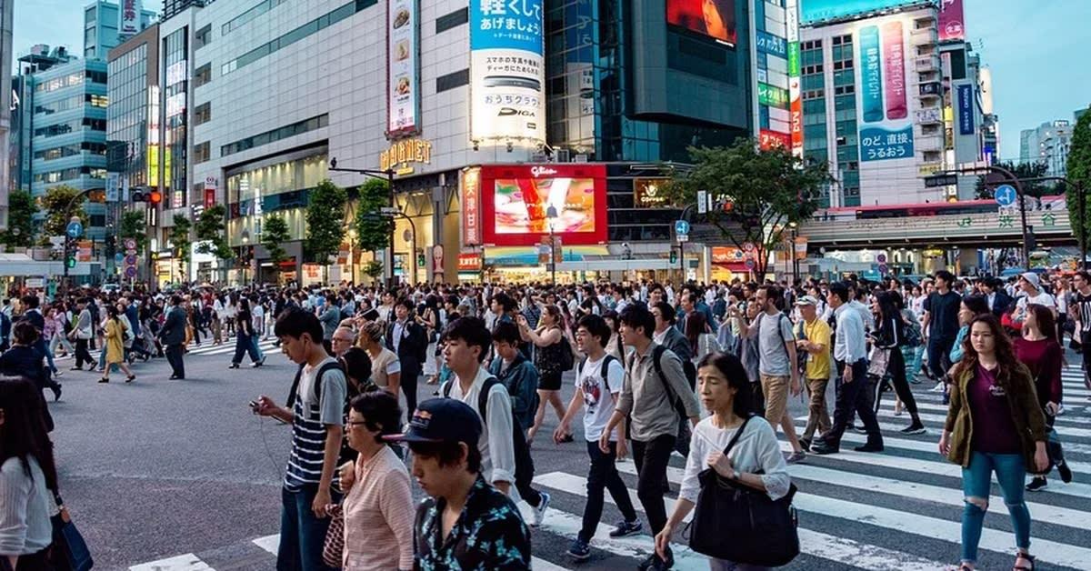 Japanese blockchain companies jump 30%