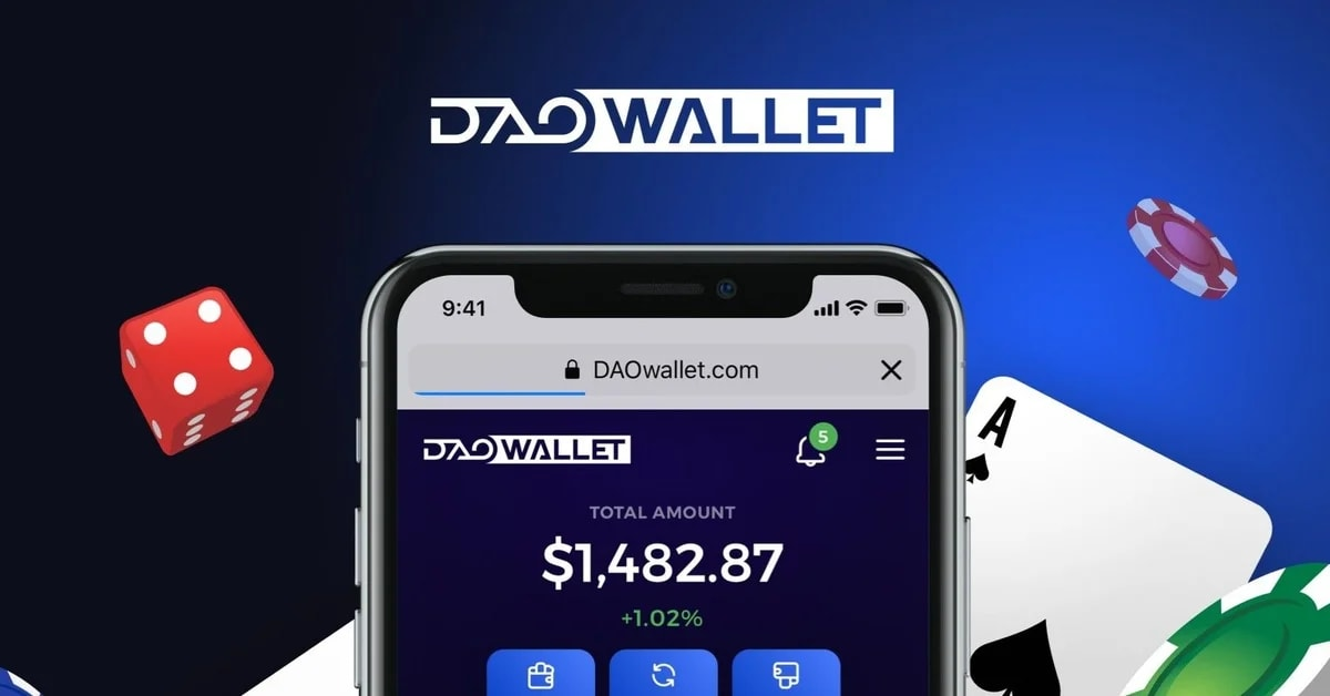 DAOWallet delivers simplicity and efficiency to operators
