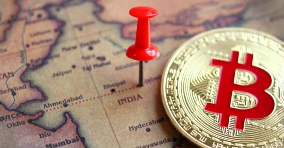 Indian government readies new crypto ban