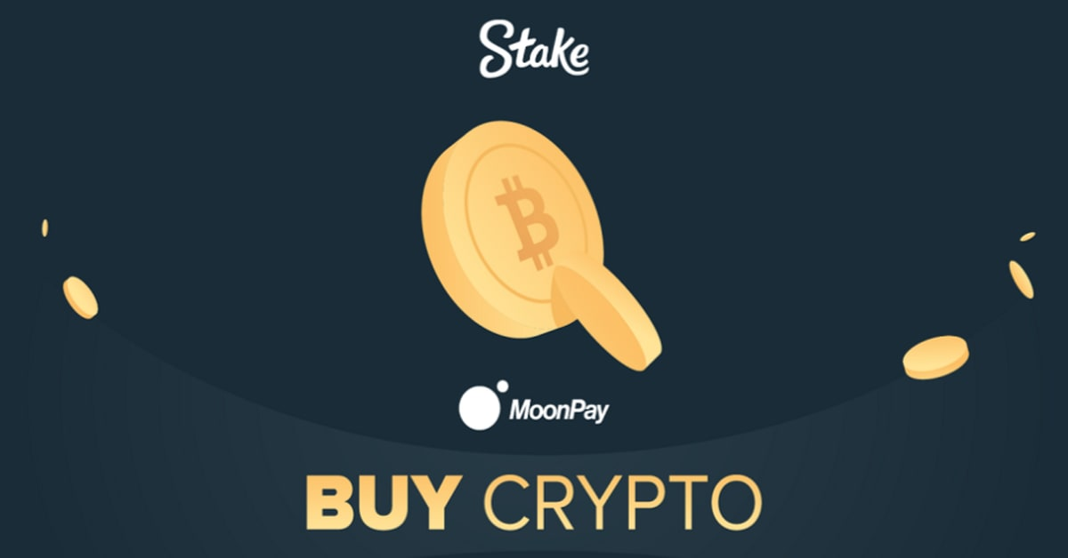 Stake offers fiat-to-crypto payments