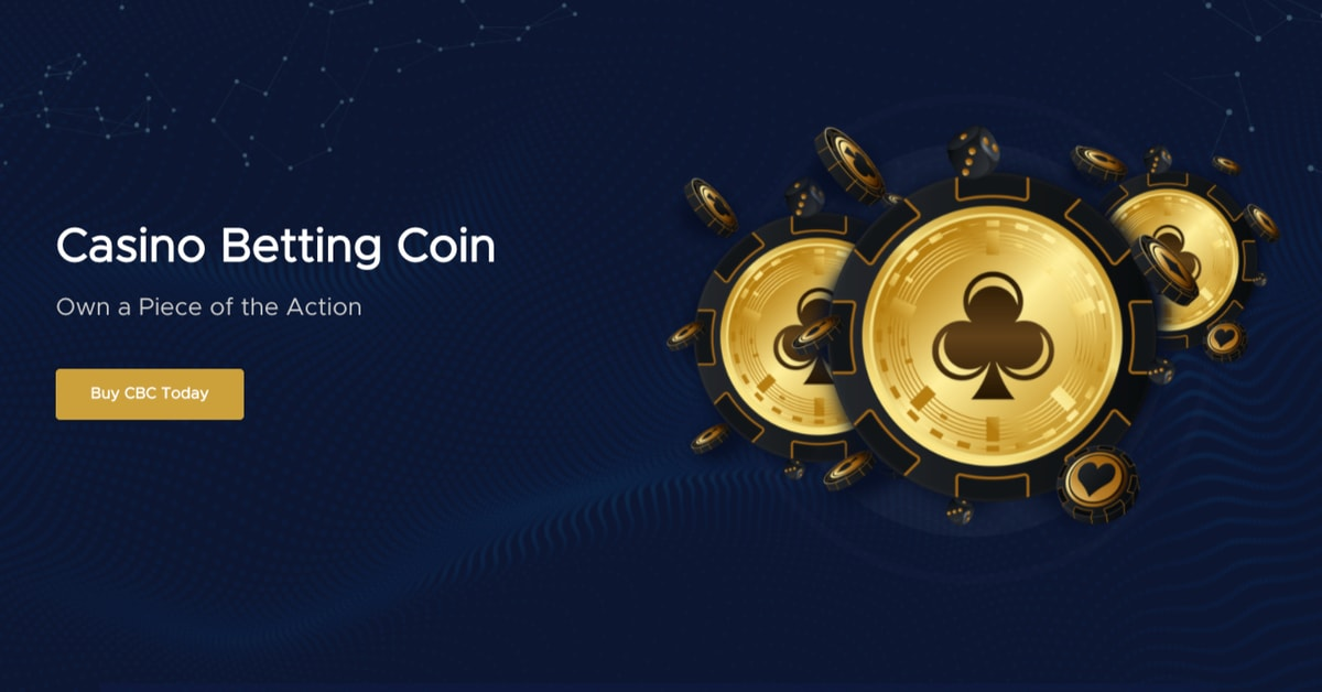 Casino Betting Coin surges 180 percent following rebrand