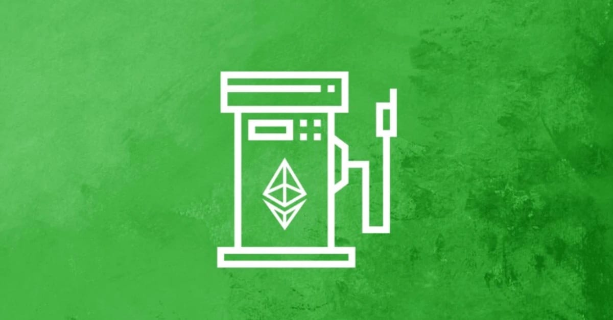 Are gas prices Ethereum's inconvenient truth?
