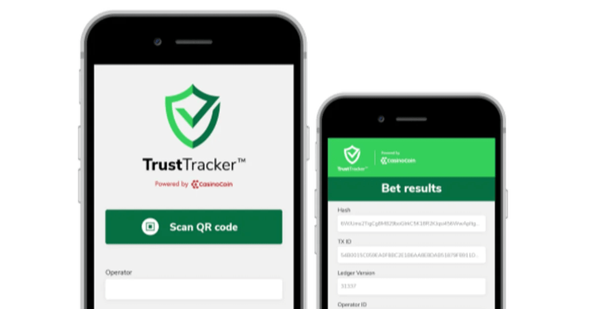 CasinoCoin TrustTracker AMA