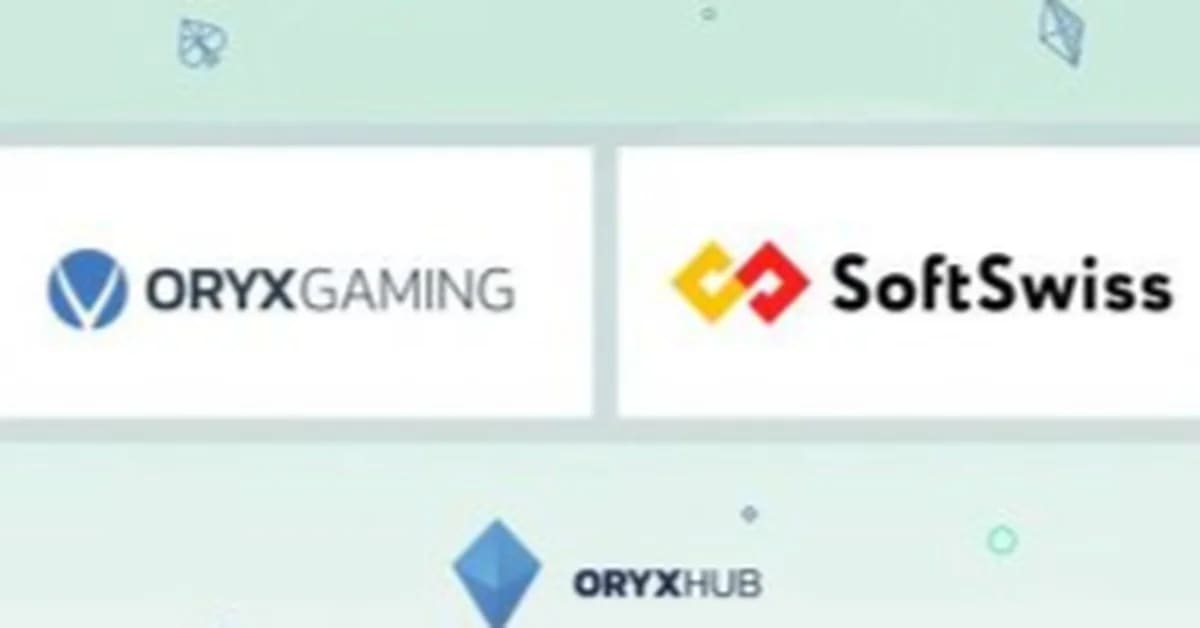SoftSwiss and ORYX combine to offer 10,000 games