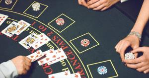 TRX blackjack