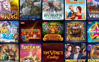 mBit Casino games