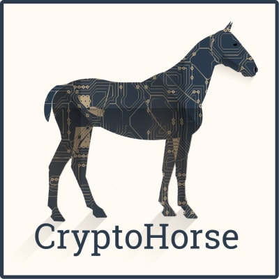 CryptoHorse blockchain jobs