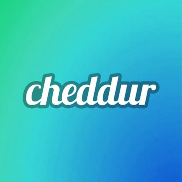 Cheddur logo