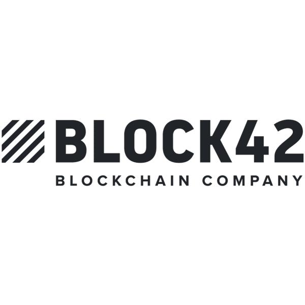 block42 Blockchain Company logo