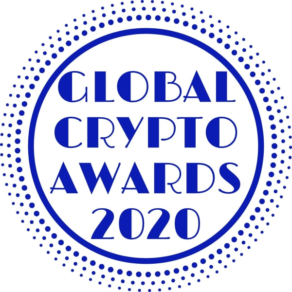 Global Crypto Awards logo