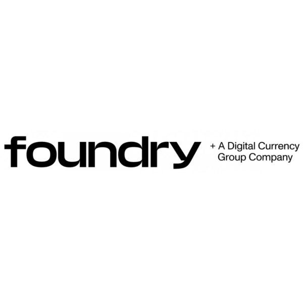 Foundry, a Digital Currency Group Company logo