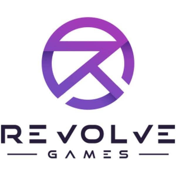 Revolve Games logo