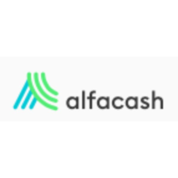 Alfacash logo