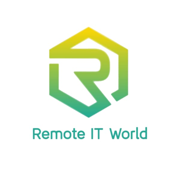 Remote IT World logo