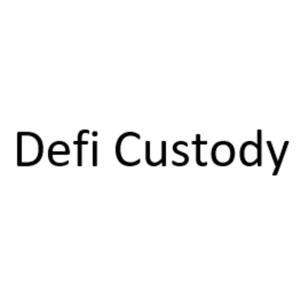 Defi Custody logo