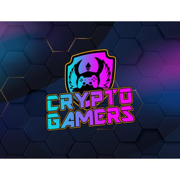 CryptoGamers logo