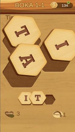 Manzwi Word Puzzle