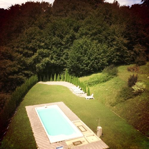 Istvana pool - uszni hely