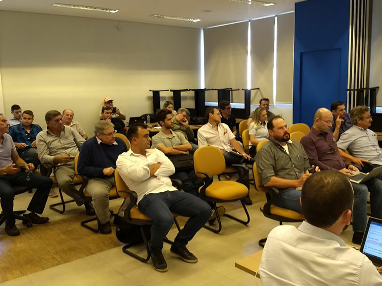 CS Carimbos participa de reuniões da ABNT/CE-179:000.002