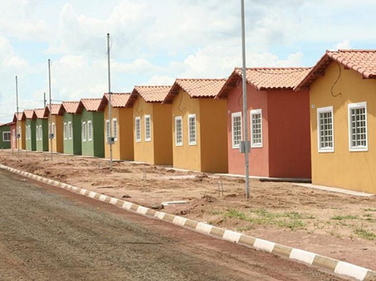 CEF projeta aumento de 30% para habitação popular